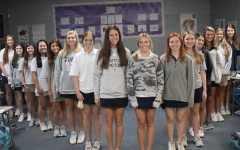 Yearbook staff will announce dedication, theme during Thursday's assembly in The Grady