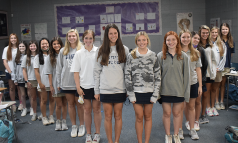 Yearbook staff will announce dedication, theme during Thursdays assembly in The Grady