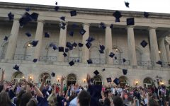 Graduation gets more back to normal
