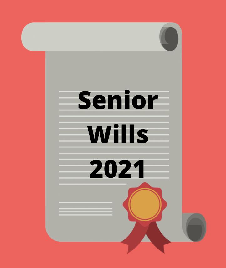 SENIOR WILLS 2021