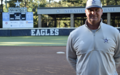 Softball coach Danny Camp is in his 25th year of coaching